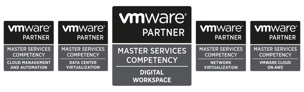 VMware Master Services Competencies Digital Workspace Focus