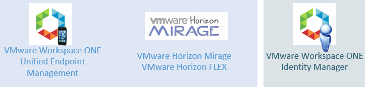 Workspace ONE Unified Endpoint Managment, Horizon Flex - Identity Manager - Pic5