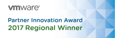 Partner Innovation Award Regional Winner