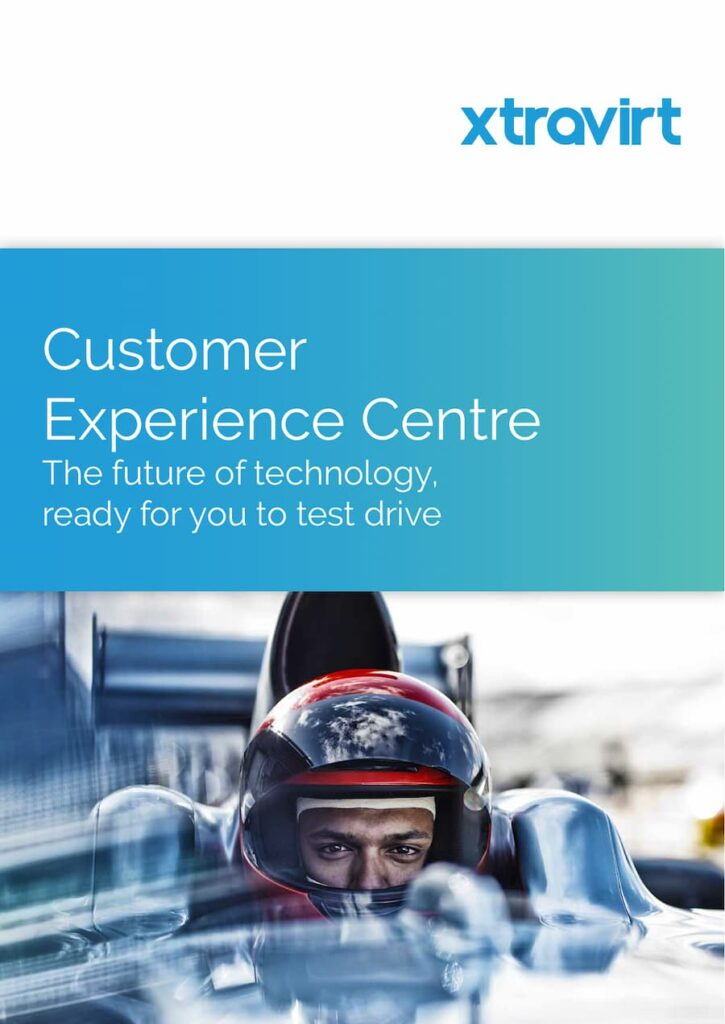 Customer Experience Centre Cover