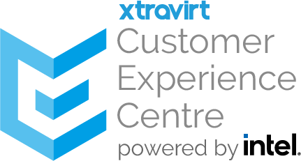Xtravirt Customer Experience Centre powered by Intel