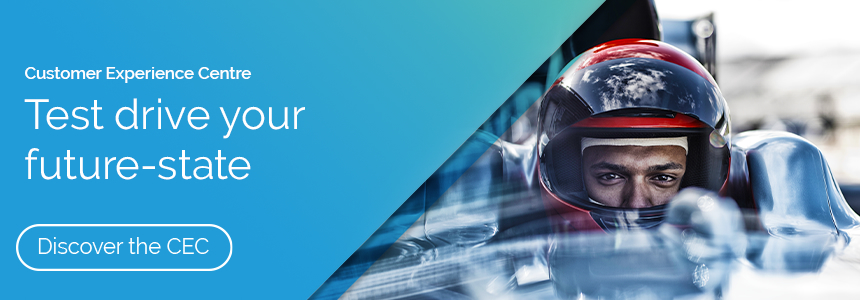 Xtravirt Customer Experience Centre - Test drive your future-state - Discover the CEC